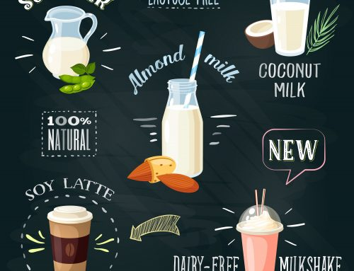 Alternatives for Lactose Intolerant Children