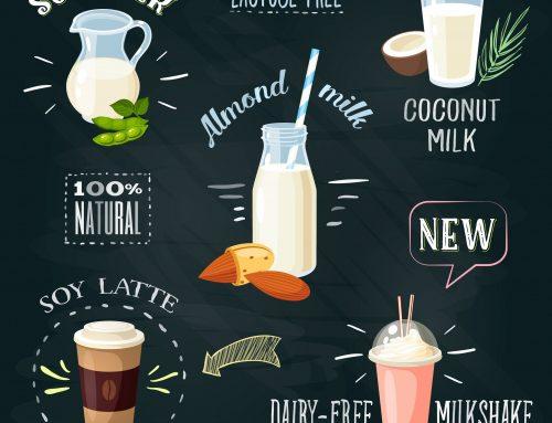 Alternatives for Lactose Intolerant Children