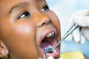 Always at the Dentists? Maybe the problem is your child's diet
