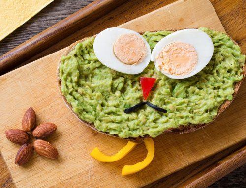 Healthy breakfast ideas for kids