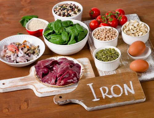 Iron deficiency in children, anaemia