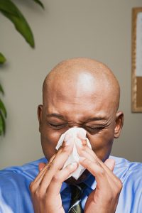 Common Cold;  Ways to prevent a cold and other chest related diseases