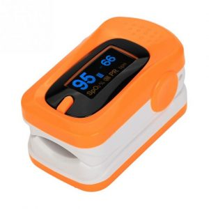 Generic Fingertip Pulse Oximeter Blood Pressure Arterial Hypertension Heart Beat Meter Oximeter